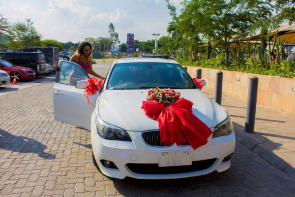 SUNZU CHALLENGE: Young Businessman  Surprises Girlfriend With New $45, 000,  2017 BMW iseries