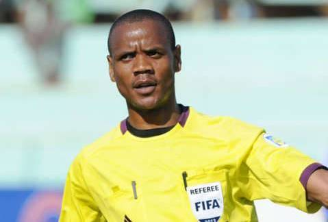 CAF Suspends Janny Sikazwe