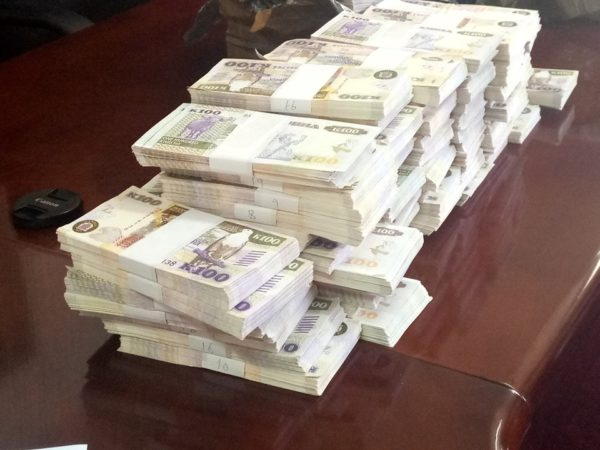 DEC Nabs Three Police Officers For Being In Possession Of Over K2 Million
