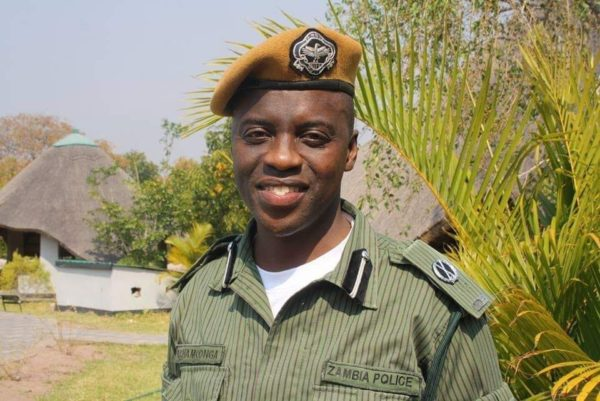 Police command ejects Hamoonga from PR office