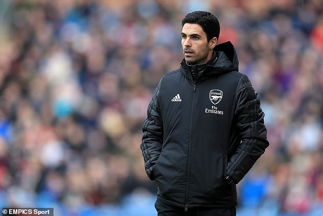 Arsenal manager Mikel Arteta says he has recovered from coronavirus