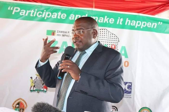 Minister Of Health Chitalu Chilufya Tests Positive For Covid-19