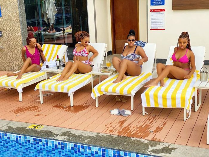 Photos: Socialite Iris Kaingu Flaunts Hot Bod In Bikini