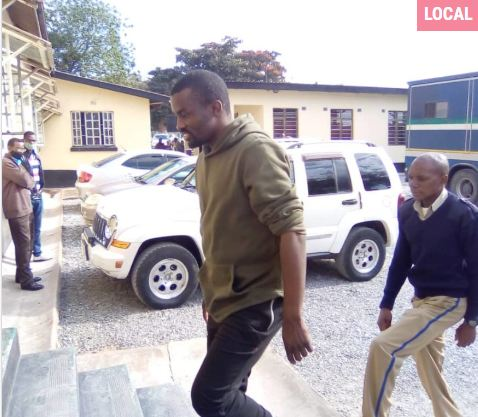 Chellah Gets K5,000 Bail, Pleads Not Guilty