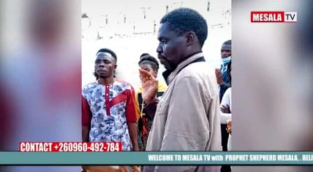 PROPHET MESALA RESTORE MENTAL DISORDER UNZA STUDENTS AFTER SUFFERING FOR MANY YEARS