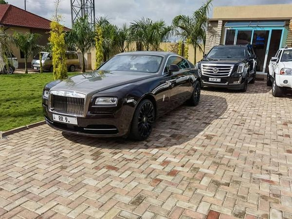 Burma Car Wash Owner Adds Rolls Royce to his Vehicle Collection!