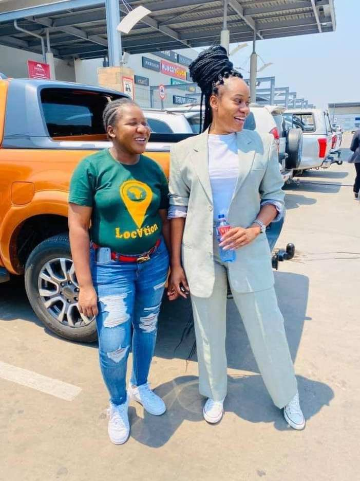Sarafina Arrested By Police After Mutale Mwanza Reported Her To The Police