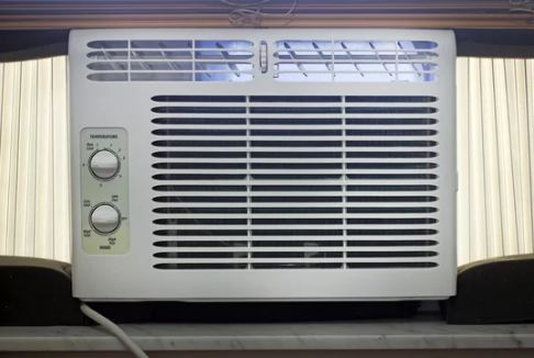 how to quiet a noisy window air con
