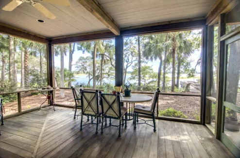 heater for screened porch