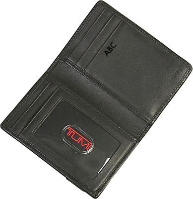 Multi Window Card Case - Alpha Tumi United States Black