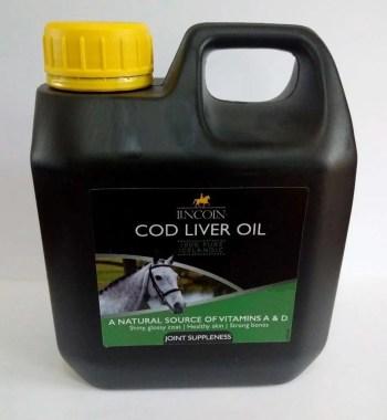 Lincoln Cod Liver oil