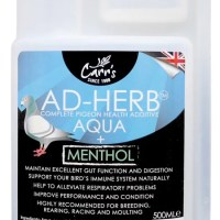 Carr's Ad-herb with menthol
