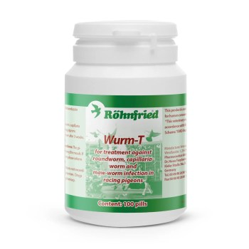 Rohnfried Worming tablets