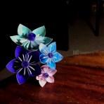 Kusudama Origami Boutonniere
