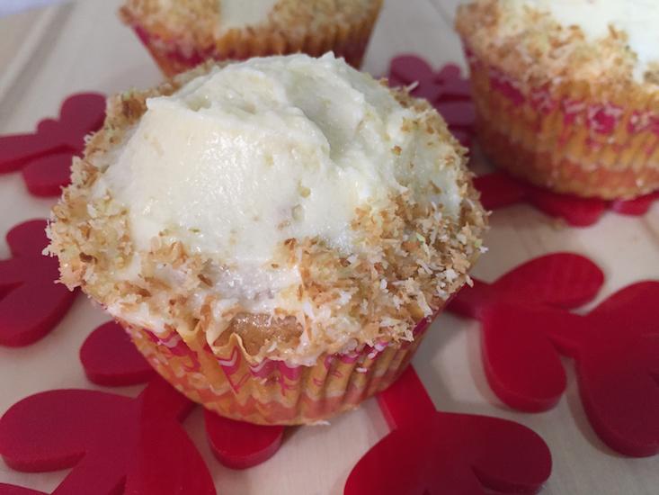 coconut cupcakes 2