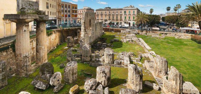 Tempio di Apollo_Siracusa