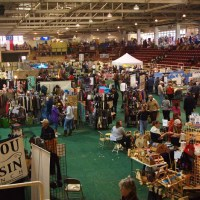 Southeastern Animal Fiber Fair (SAFF) part one