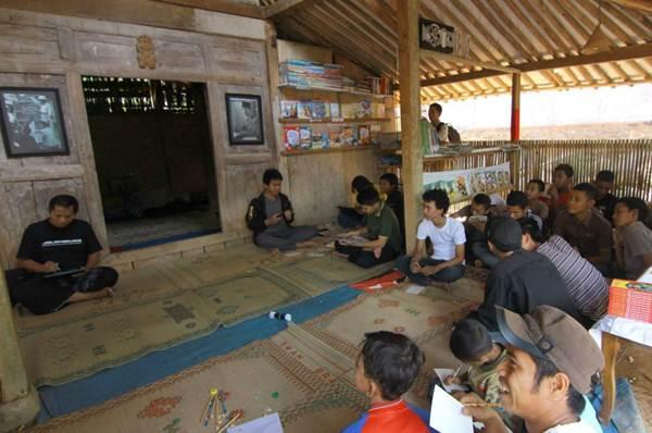 Jamstrip Artwork, rangkaian acara dari Jalan Remaja 1208 Made in Indonesia di Tumpi Readhouse.