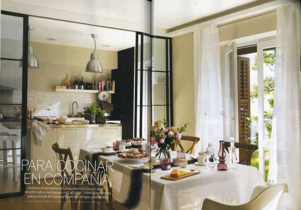 Aurosol en la revista El Mueble  Tu Mueble de Cocina