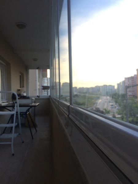 Eryaman Cam balkon