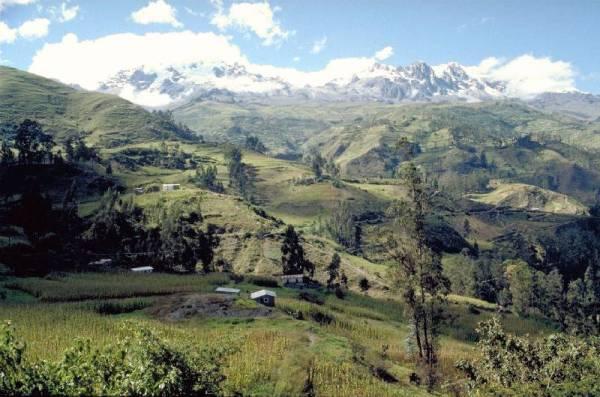 bolivian landscapes - salar de