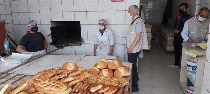 Tunceli'de gıda denetimleri