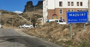 Tunceli'de o ilçede 4 köy ile 1 mahallede karantinaya alındı
