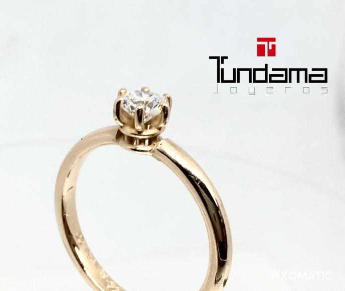 anillo modelado 3D