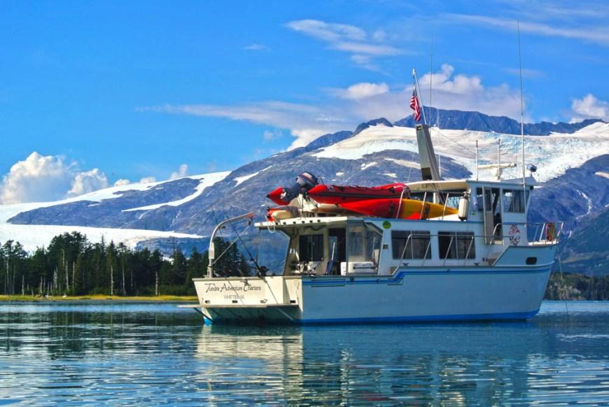 Whittier Glacier Cruise