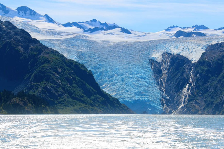 Whittier Glacier Cruise 46