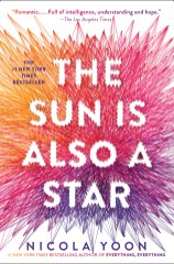 the sun is also a star_paperback