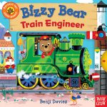 Bizzy Bear Train Engineer