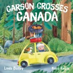Carson Crosses Canada-board