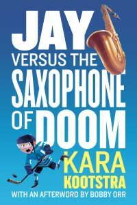 Jay Versus the Saxophone of Doom-paperback