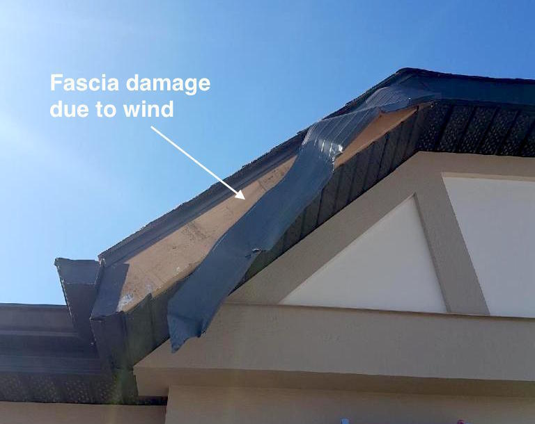 Fascia Fixes Repairs Amp Replacements Tundra Contracting