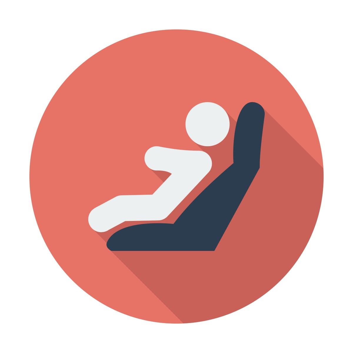 Inside Car Seat Tip