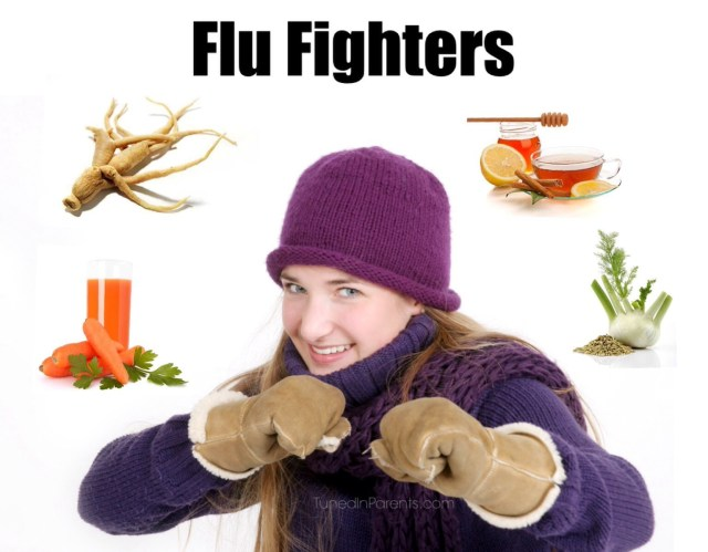 Tuned In Parents - Natural Flu Fighters