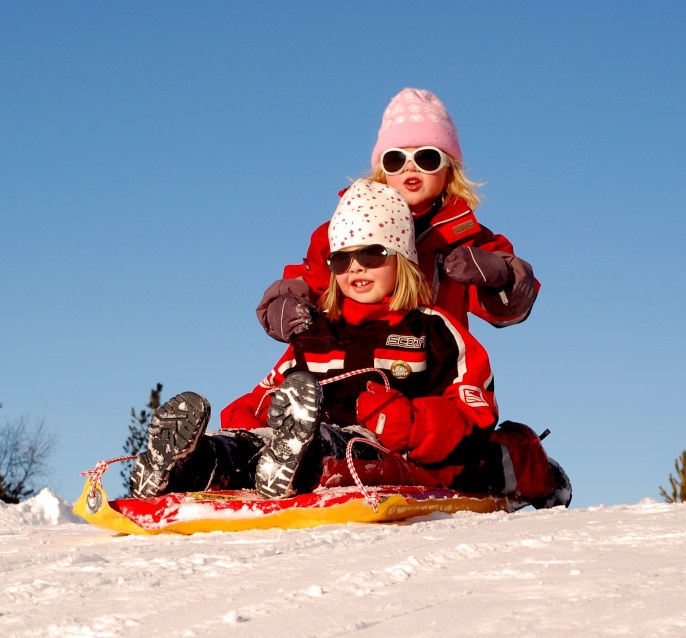 The Benefits of Outdoor Play in the Winter
