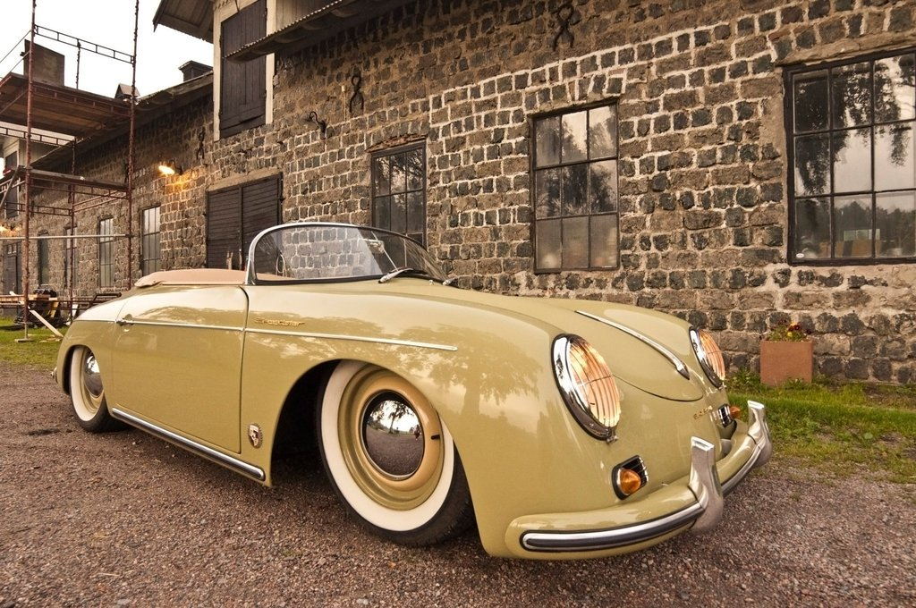1957 Cars Restored Or Wallpapers Porsche 356 True Driving
