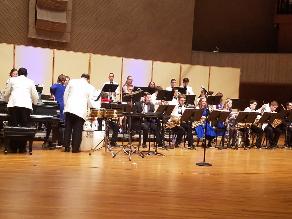 Luther College Jazz Orchestra