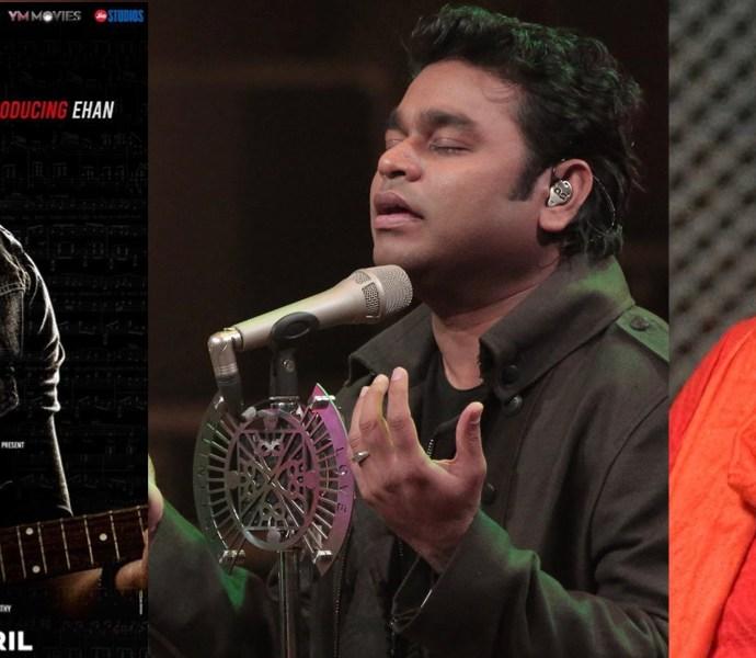 A.R.Rahman, Ehan, Ahilya
