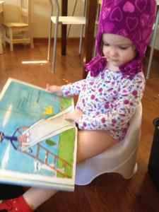 Thoughts on Potty Training in a Weekend (after it didn't work)