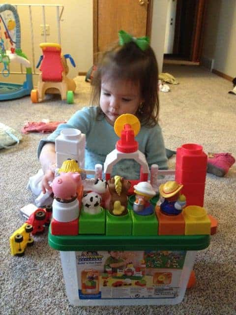 Fisher Price Little Builders