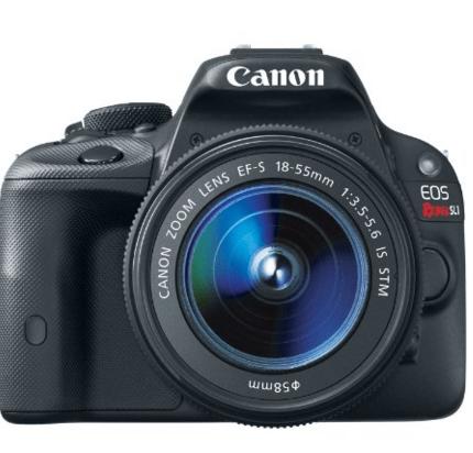 Canon SL1 - 2015 Gift Guide