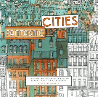 2015 gift guide - adult coloring books