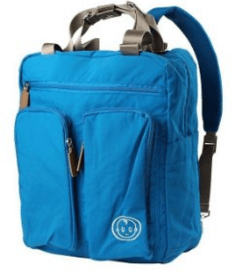 2015 Gift Guide - YuHan Baby Diaper Bag Travel Backpack Shoulder Bag Fit Stroller Changing Pad (Blue, Green or Orange)