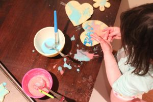 Lessons I've Learned from My Kids #4: Helping Them Clean Up Their Mess