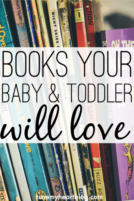 Looking for book recommendations for babies and toddlers: these are my little ones' all time favorite books, the ones they ask to read over and over and over. This list is geared towards favorite books for 1, 2, and 3 year olds.