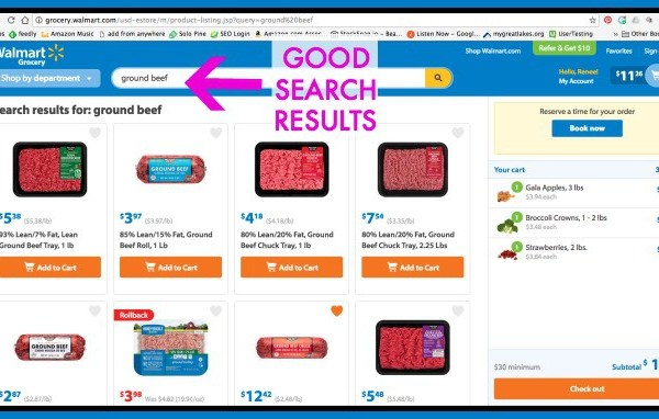 Walmart Grocery Review [Spoiler Alert: It's AWESOME!]