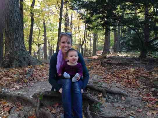 It's not about me: experiencing the joy of motherhood in putting your kids first.